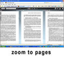 MediaInfo zoom to pages